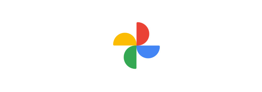 Google Foto's logo