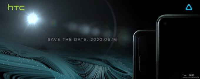 HTC aankondiging 16 juni
