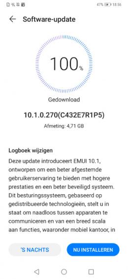 Huawei Mate 20 Pro EMUI 10.1