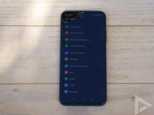 Huawei P40 Lite instellingen