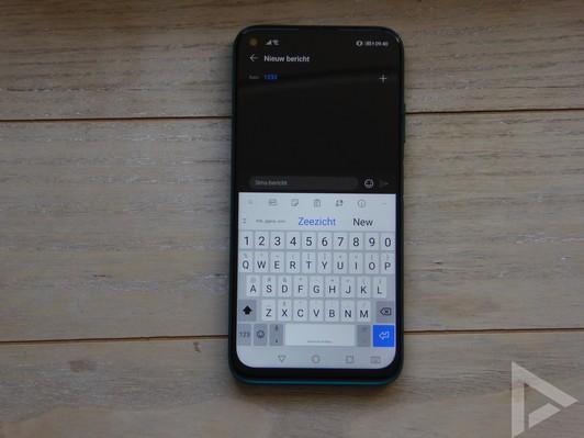 Huawei P40 Lite sms