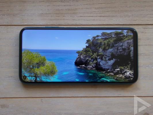 Huawei P40 Lite scherm
