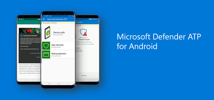 Microsoft Defender ATP-app komt beschikbaar voor Android