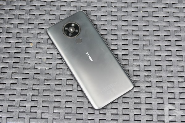 Nokia 5.3 achterkant