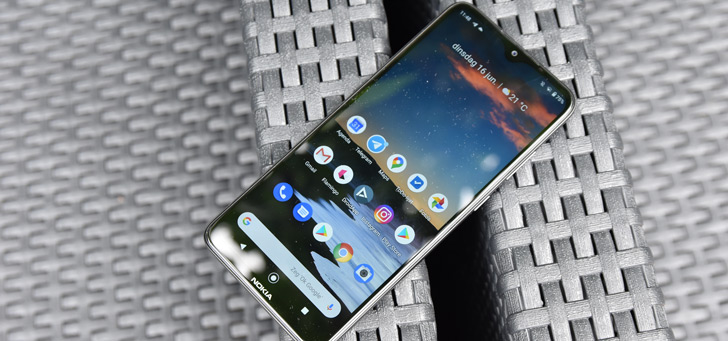 Januari-update voor Galaxy S8, Nokia 5.3 en 2.2; februari-patch voor Galaxy S9