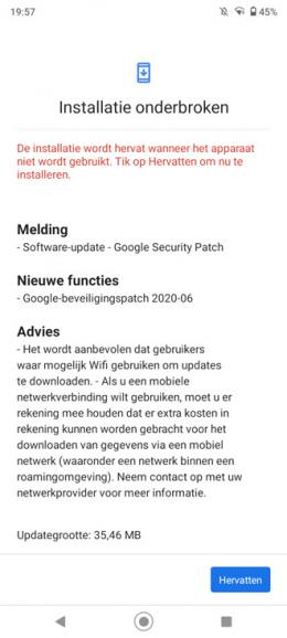 Nokia 5.3 juni update