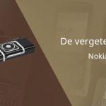 De vergeten (en unieke) telefoon: Nokia 7280