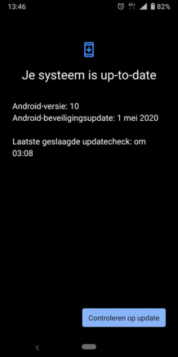 Nokia 9 PureView patch mei 2020