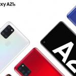 Samsung Galaxy A21s in Nederland: goedkope smartphone met alles erop en eraan