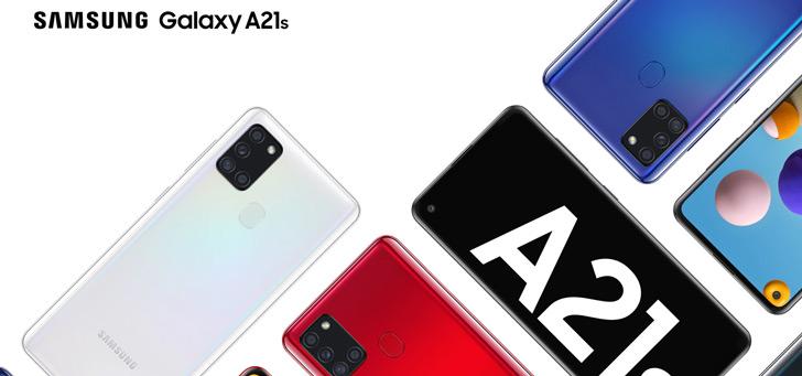 Samsung Galaxy A21s krijgt Android 11; One UI 3.1 voor Galaxy M31