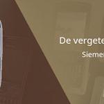De vergeten telefoon: Siemens SL45