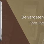 De vergeten smartphone: Sony Ericsson Aspen