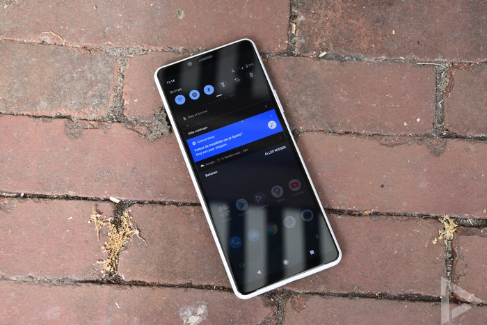 Sony Xperia 10 II notificaties