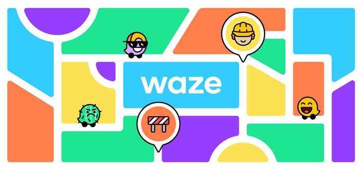 Waze krijgt update: deel je humeur met andere weggebruikers