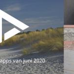 De 5 beste apps van juni 2020 (+ het belangrijkste nieuws)
