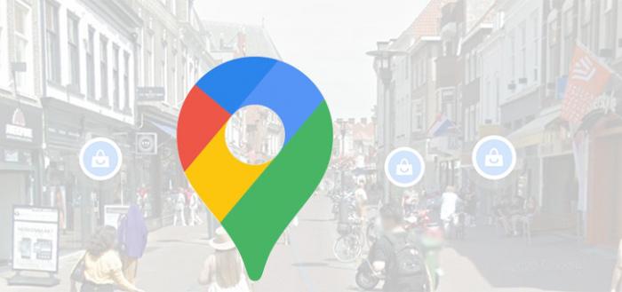 Google Maps toont nu in Nederland handige Street View-markeringen