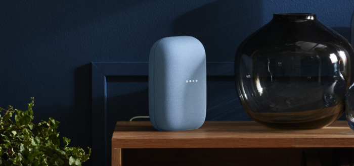 Google onthult stilletjes nieuwe Nest Home speaker