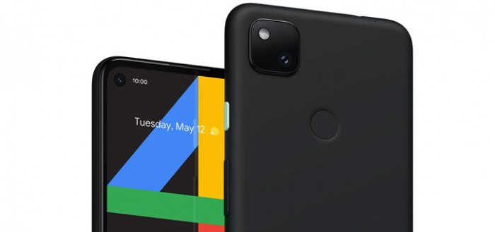 Google lekt zelf de Pixel 4a in eigen webwinkel