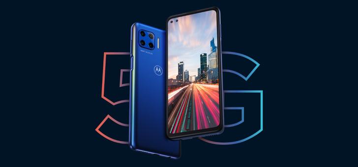 Moto G 5G Plus verkrijgbaar: betaalbare smartphone met 5G