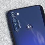 Moto G Pro camera