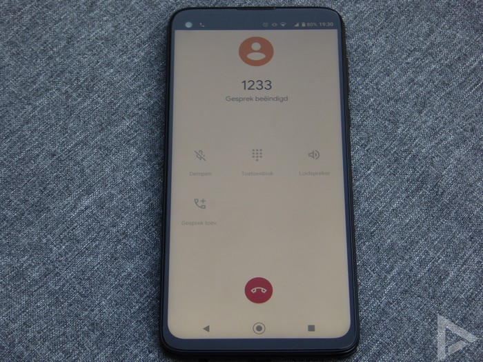 Moto G Pro telefoon