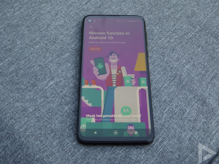 Moto G Pro Android