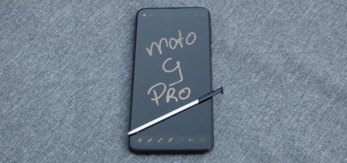 Moto G Pro review: typische Motorola met stylus en Android One