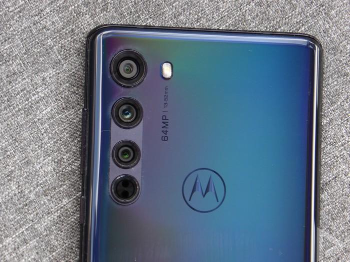 Motorola Edge camera