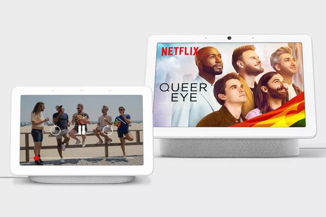 Netflix Nest Hub