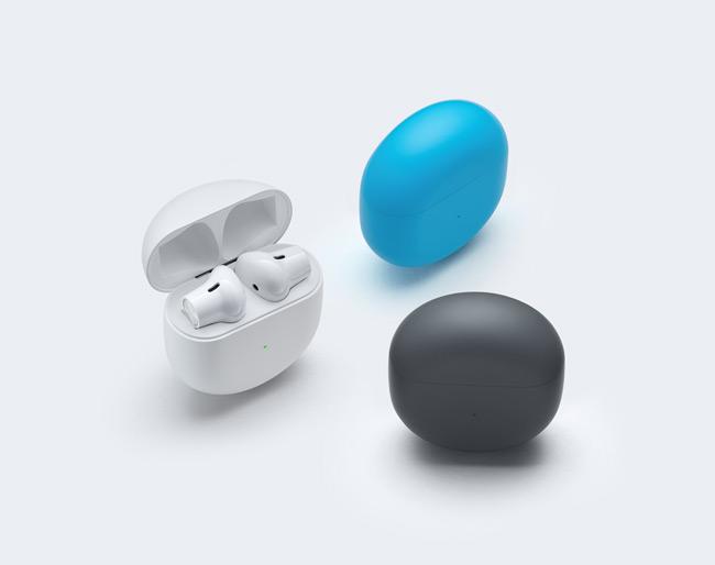 OnePlus Buds kleuren