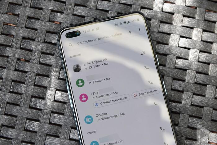 OnePlus Nord bellen