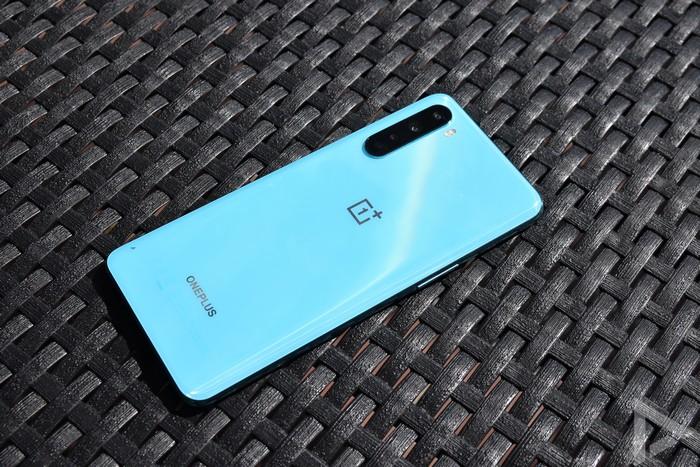 OnePlus Nord achterkant