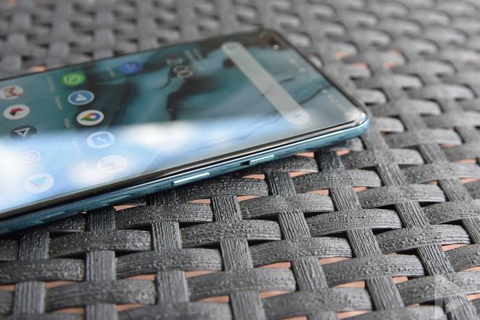 OnePlus Nord Alert-slider