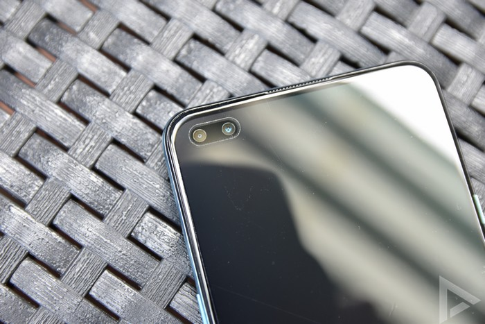 OnePlus Nord front-camera
