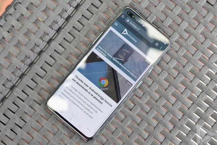 OnePlus Nord internet