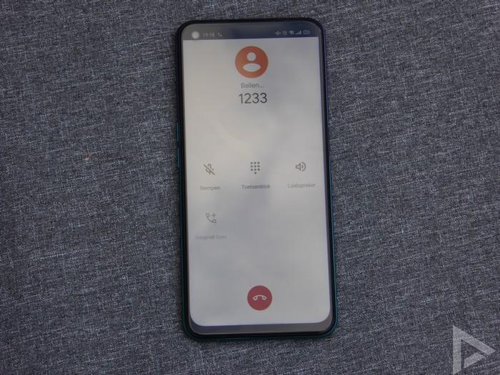 Oppo A72 bellen
