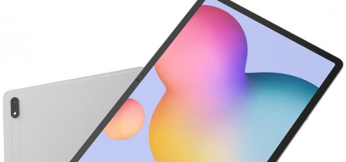 Samsung Galaxy Tab S7 en S7 Plus: afbeelding en specificaties opgedoken