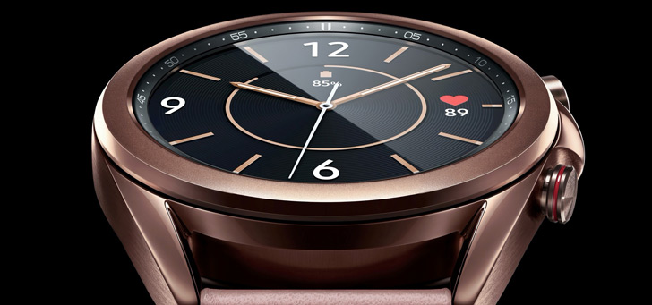 Samsung Galaxy Watch 3 Bronze header