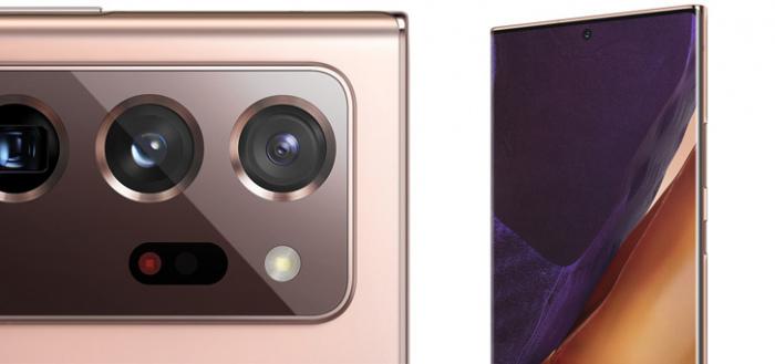Samsung Galaxy Note 20 Ultra: alle foto's en specs uitgelekt van 'Xbox-smartphone'