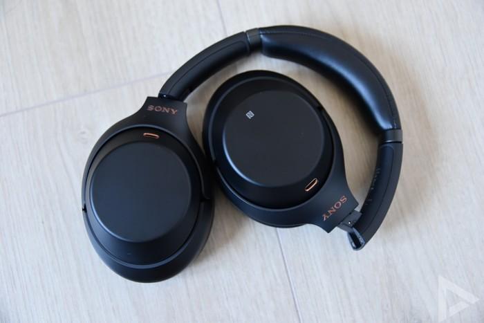 Sony WH-1000XM3 geluid