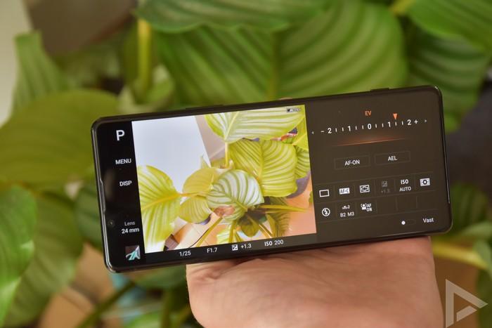 Sony Xperia 1 II Photo Pro