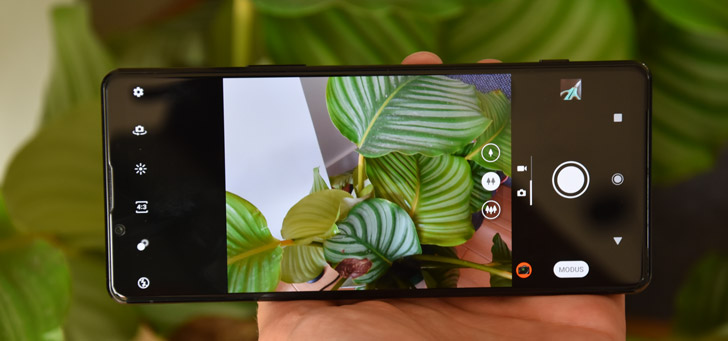 Sony Xperia 1 II review: high-end in een hogere versnelling