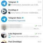 Telegram 6.3