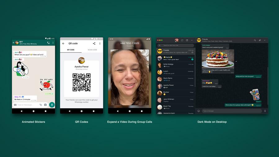 WhatsApp 5 nieuwe functies