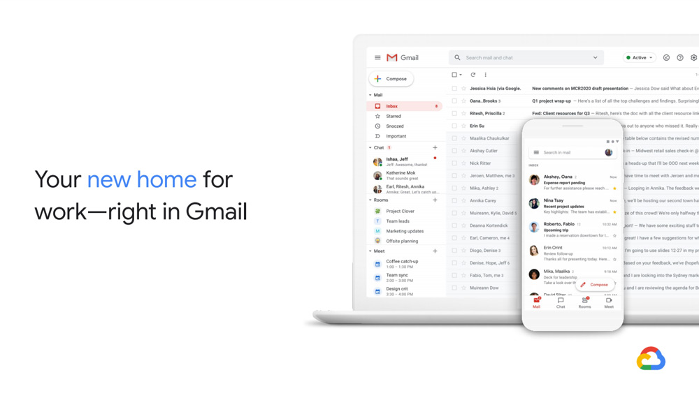 Gmail 2020