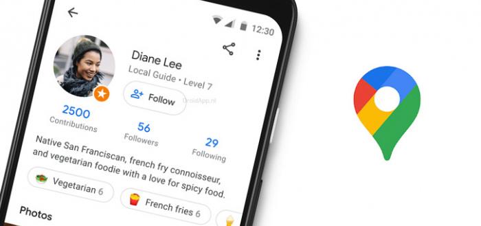 Google Maps wordt meer sociaal netwerk: je eigen profiel, volgen en meer