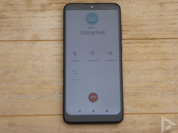 Alcatel 1SE 2020 bellen
