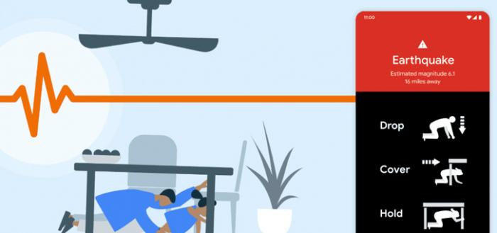 Android-smartphones gaan aardbevingen herkennen: zo werkt het