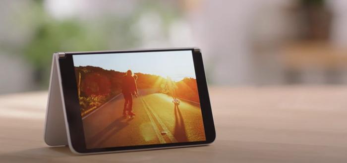 Microsoft Surface Duo uitgebracht: vouwbare smartphone met Android