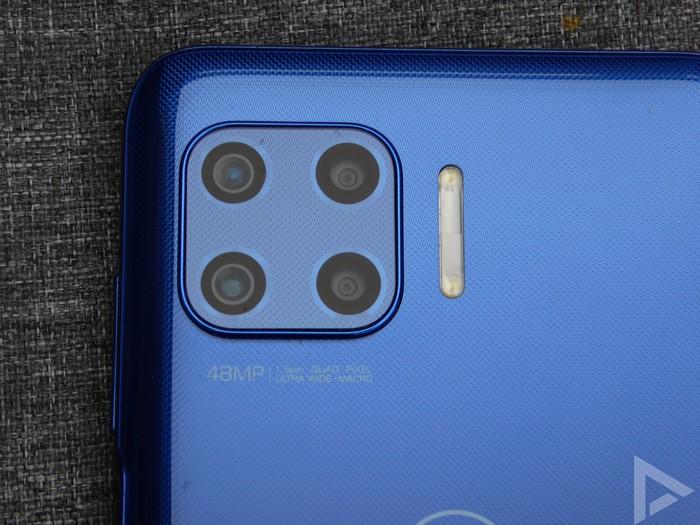 Moto G 5G Plus camera